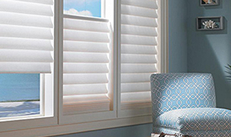 Hunter Douglas Window Coverings at Abbey Van Dam Carpet and More in Marysville, WA