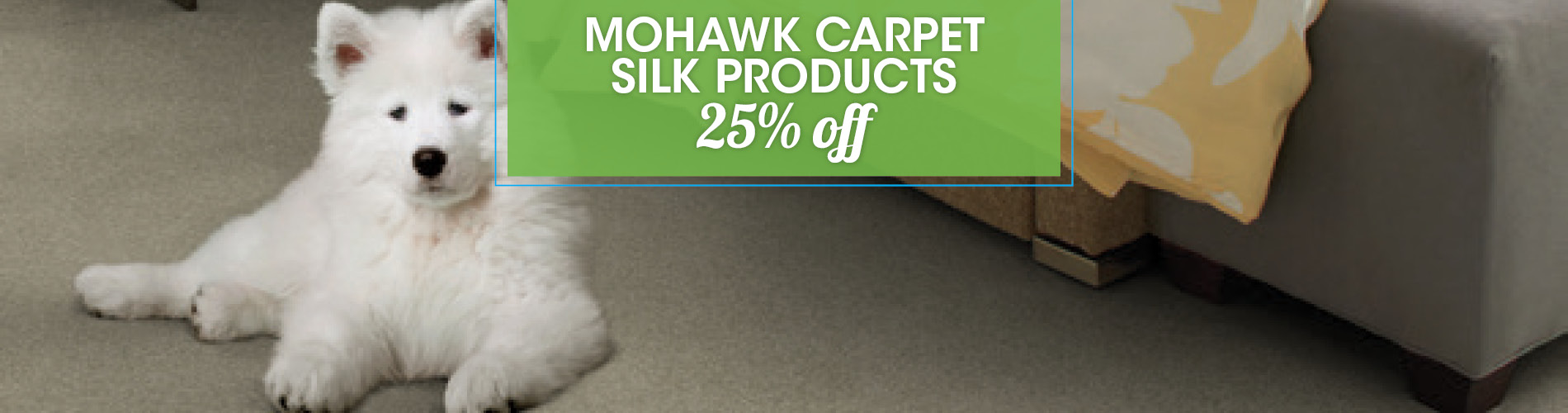 Mohawk Silk Carpet 25% OFF this month at Abbey Van Dam Carpet and More